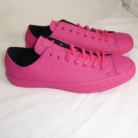 1f2949e7e58780 Converse Other - NEW Converse Bright Pink Sneakers  135